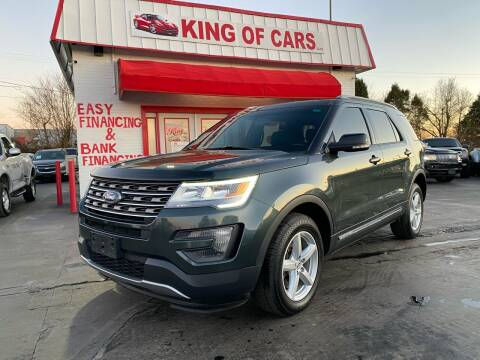2016 Ford Explorer for sale at King of Cars LLC in Bowling Green KY