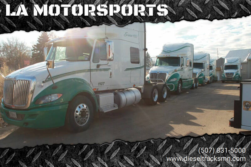 2014 International ProStar for sale at LA MOTORSPORTS in Windom MN