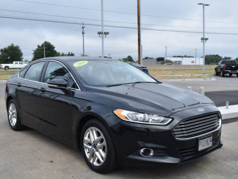 2014 Ford Fusion for sale at DeAndre Sells Cars in North Little Rock AR