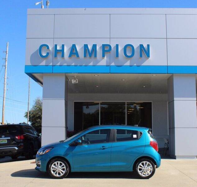 2021 Chevrolet Spark for sale at Champion Chevrolet in Athens AL