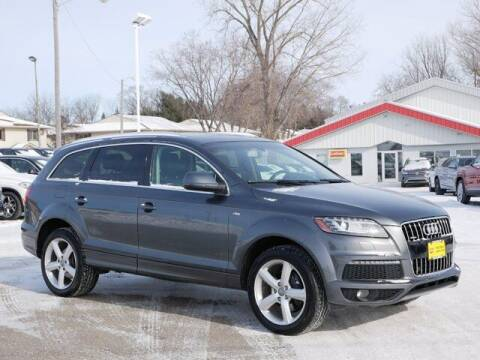 2010 Audi Q7 for sale at Park Place Motor Cars in Rochester MN