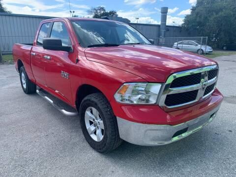 2015 RAM Ram Pickup 1500 for sale at Marvin Motors in Kissimmee FL