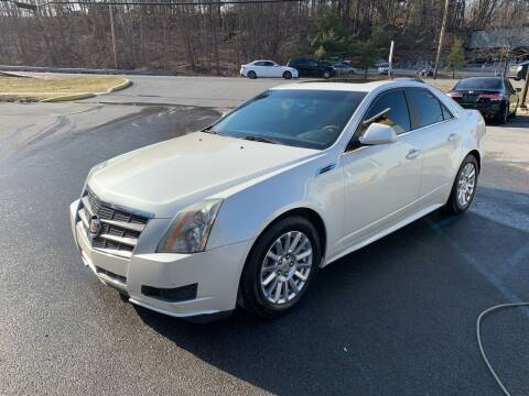2010 Cadillac CTS for sale at Mikes Auto Center INC. in Poughkeepsie NY