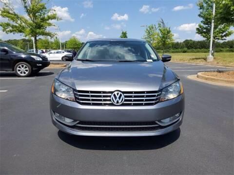 2015 Volkswagen Passat for sale at Lou Sobh Kia in Cumming GA