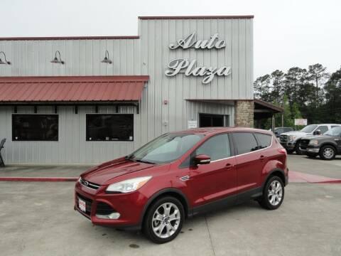2013 Ford Escape for sale at Grantz Auto Plaza LLC in Lumberton TX
