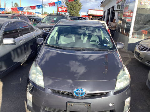 2010 Toyota Prius for sale at GPS Motors in Denver CO
