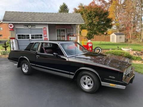 1985 Chevrolet Monte Carlo for sale at Classic Car Deals in Cadillac MI