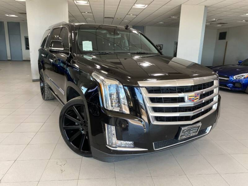 2016 Cadillac Escalade for sale at Auto Mall of Springfield in Springfield IL