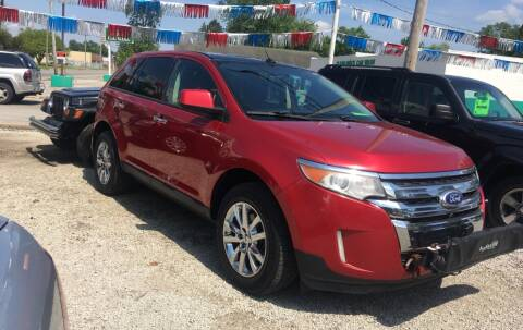 2011 Ford Edge for sale at Antique Motors in Plymouth IN