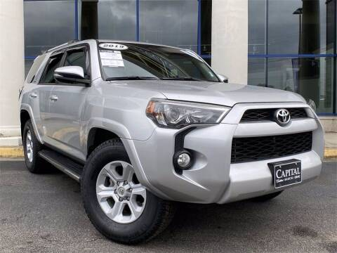 2019 Toyota 4Runner for sale at Southern Auto Solutions - Capital Cadillac in Marietta GA