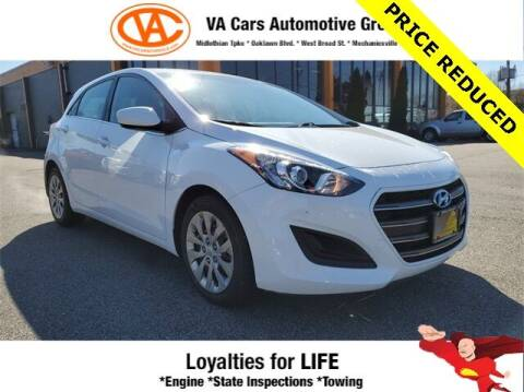 2017 Hyundai Elantra GT for sale at VA Cars Inc in Richmond VA