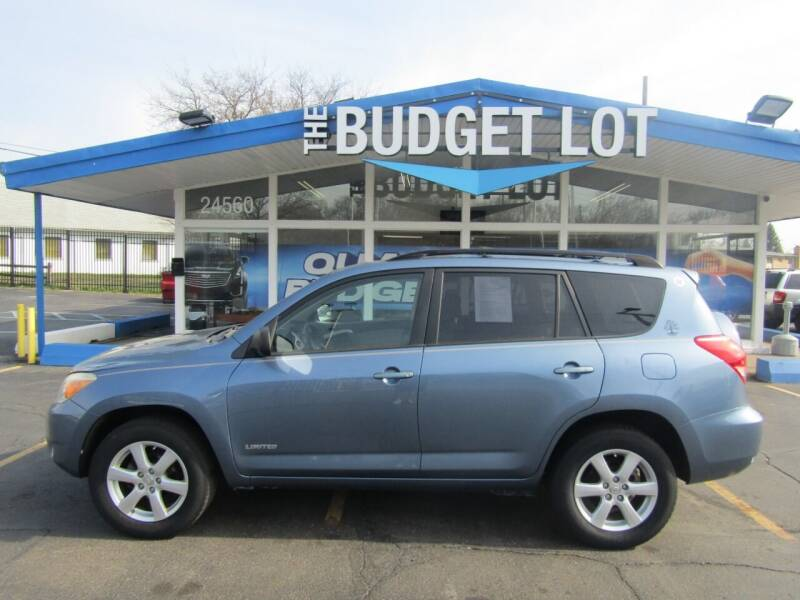 2006 Toyota RAV4 for sale at THE BUDGET LOT in Detroit MI