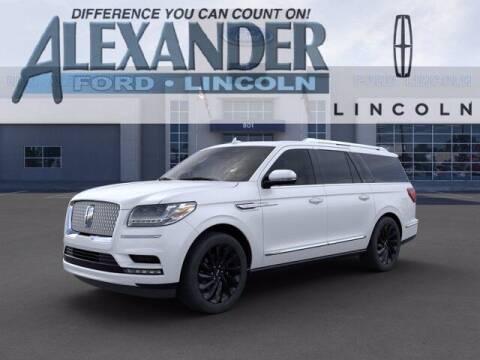 2021 Lincoln Navigator L for sale at Bill Alexander Ford Lincoln in Yuma AZ