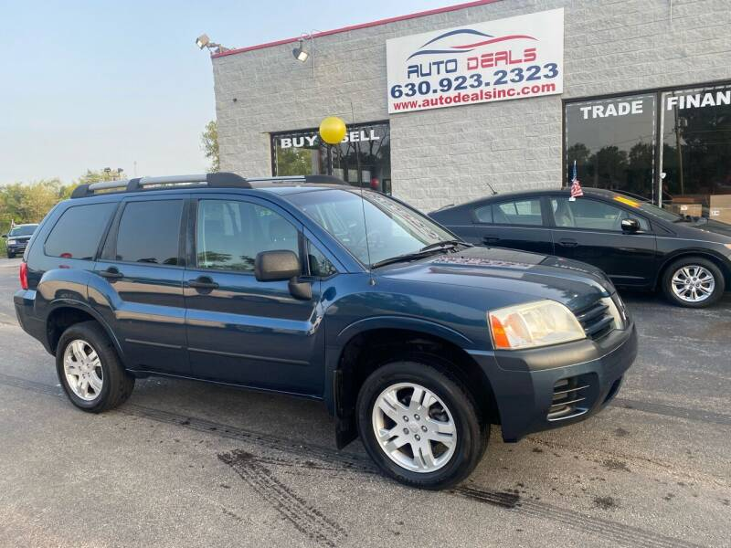 2005 Mitsubishi Endeavor for sale at Auto Deals in Roselle IL