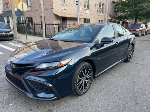 2021 Toyota Camry for sale at Gallery Auto Sales in Bronx NY