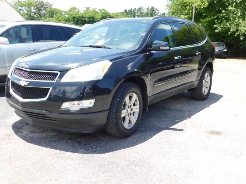 2009 Chevrolet Traverse for sale at National Advance Auto Sales in Florence AL