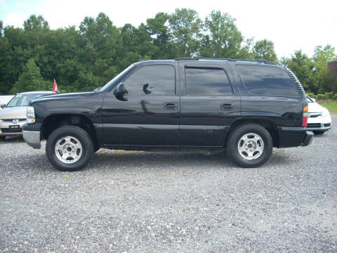 2005 Chevrolet Tahoe for sale at Car Check Auto Sales in Conway SC