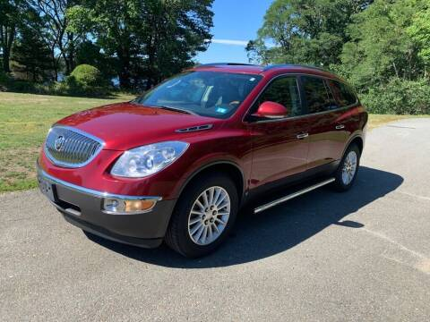 2010 Buick Enclave for sale at Elite Pre-Owned Auto in Peabody MA