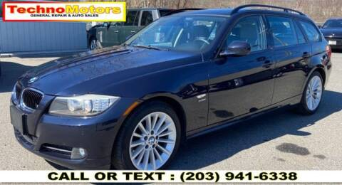 2009 BMW 3 Series for sale at Techno Motors in Danbury CT