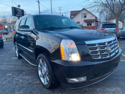 2010 Cadillac Escalade for sale at Zs Auto Sales in Kenosha WI