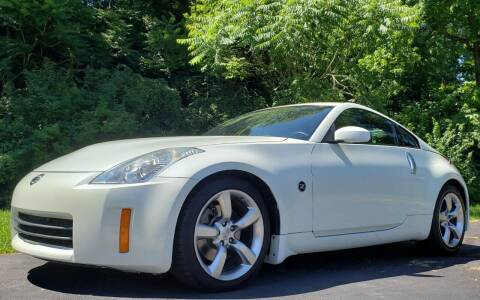 2008 Nissan 350Z for sale at The Motor Collection in Columbus OH