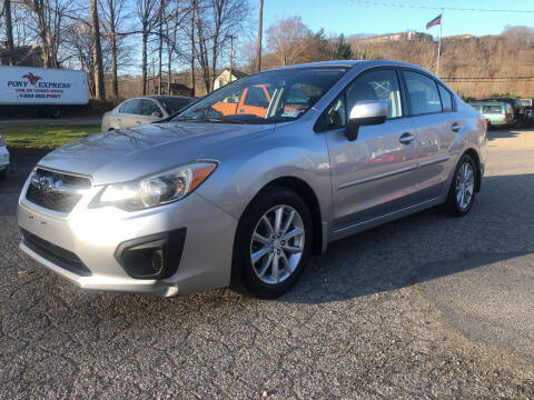 2012 Subaru Impreza for sale at Used Cars 4 You in Serving NY