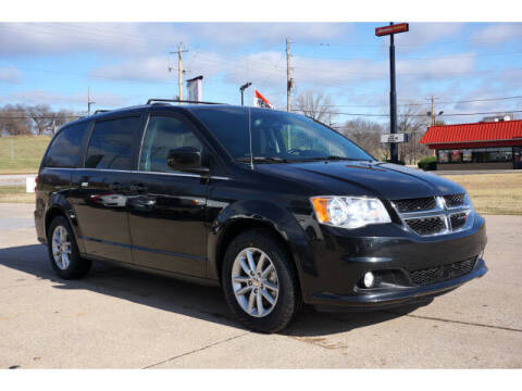 2019 Dodge Grand Caravan for sale at Sand Springs Auto Source in Sand Springs OK