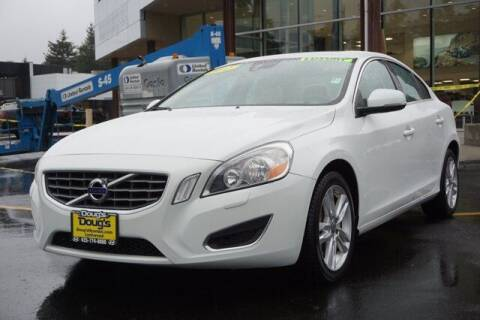 2013 Volvo S60 for sale at Jeremy Sells Hyundai in Edmunds WA