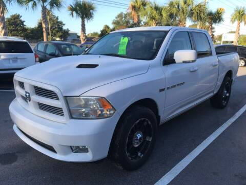 2011 RAM Ram Pickup 1500 for sale at Gulf Financial Solutions Inc DBA GFS Autos in Panama City Beach FL