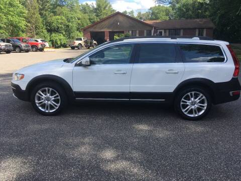 2016 Volvo XC70 for sale at Lou Rivers Used Cars in Palmer MA