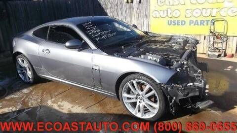 2007 Jaguar XK-Series for sale at East Coast Auto Source Inc. in Bedford VA