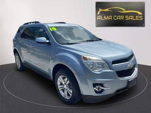 2014 Chevrolet Equinox for sale at Alma Car Sales in Miami FL