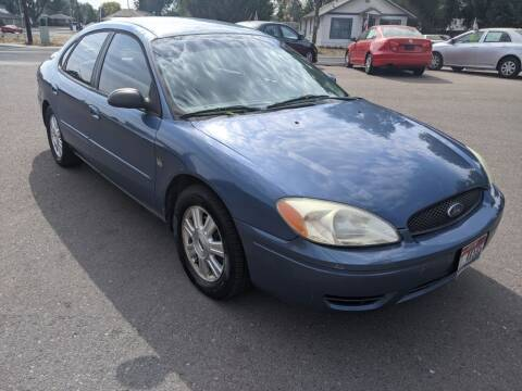 2004 Ford Taurus for sale at Progressive Auto Sales in Twin Falls ID
