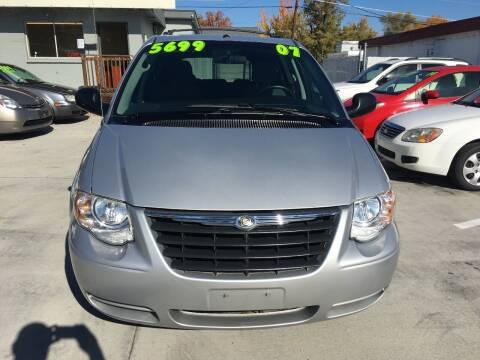 2007 Chrysler Town and Country for sale at Best Buy Auto in Boise ID