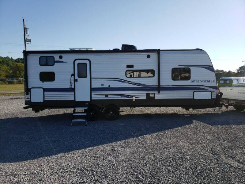 2022 Keystone Springdale for sale at White Auto Sales Inc in Summersville WV