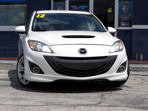 2012 Mazda MAZDASPEED3 for sale at Orlando Auto Connect in Orlando FL