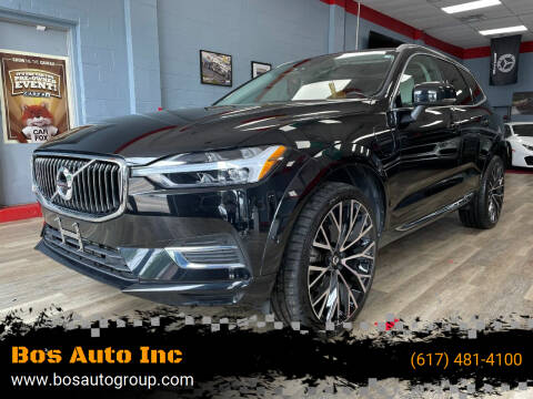 2019 Volvo XC60 for sale at Bos Auto Inc in Quincy MA