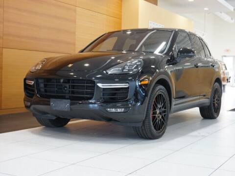 2015 Porsche Cayenne for sale at Porsche North Olmsted in North Olmsted OH