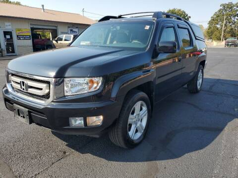 2011 Honda Ridgeline for sale at Bailey Family Auto Sales in Lincoln AR