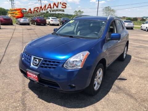 2010 Nissan Rogue for sale at Carmans Used Cars & Trucks in Jackson OH