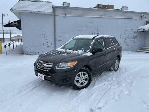 2012 Hyundai Santa Fe for sale at Santa Motors Inc in Rochester NY