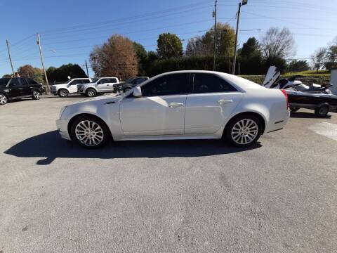 2013 Cadillac CTS for sale at Green Tree Motors in Elizabethton TN