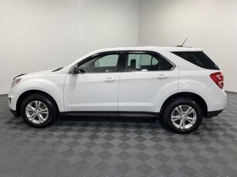 2016 Chevrolet Equinox for sale at Renn Kirby Kia in Gettysburg PA
