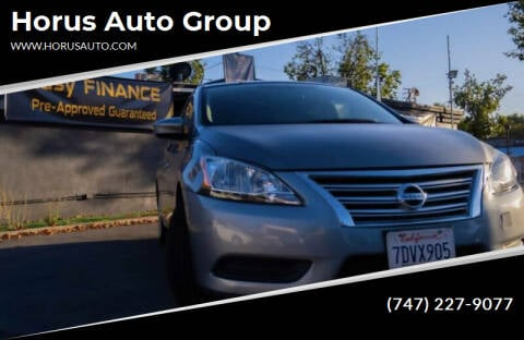 2014 Nissan Sentra for sale at Alliance Auto Group Inc in Fullerton CA