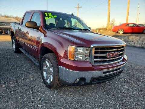 2013 GMC Sierra 1500 for sale at ALL WHEELS DRIVEN in Wellsboro PA