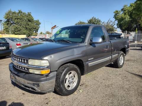 2002 Chevrolet Silverado 1500 for sale at Larry's Auto Sales Inc. in Fresno CA