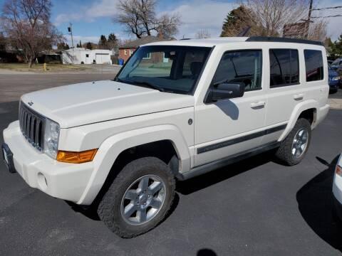 2007 Jeep Commander for sale at Auto Image Auto Sales in Pocatello ID