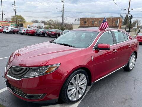2014 Lincoln MKS for sale at Shaddai Auto Sales in Whitehall OH