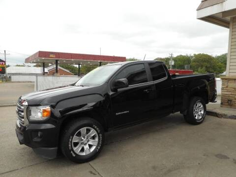 2016 GMC Canyon for sale at River City Auto Center LLC in Chester IL