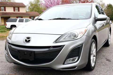 2010 Mazda MAZDA3 for sale at Prime Auto Sales LLC in Virginia Beach VA
